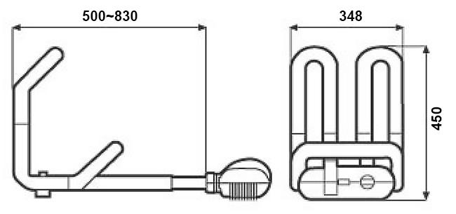 Vortice caldofa for Caldofa vortice