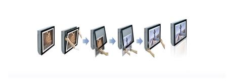 LG A09FT кондиционер с панелью для замены изображений