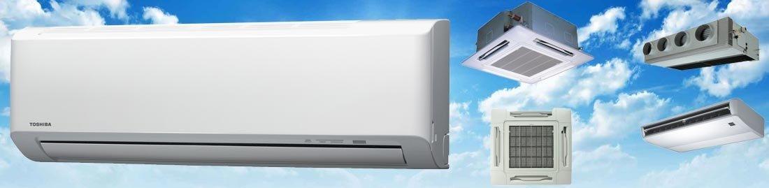 Toshiba - все виды сплит-систем для дома и бизнеса