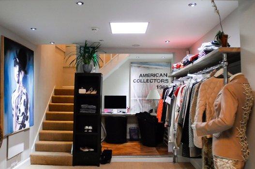 LED освітлення в магазині стельовий світлодіодні світильники