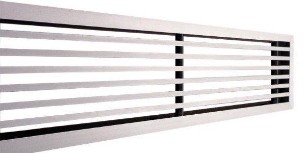 Алюминиевая вентиляционная решётка Альтер Эйр