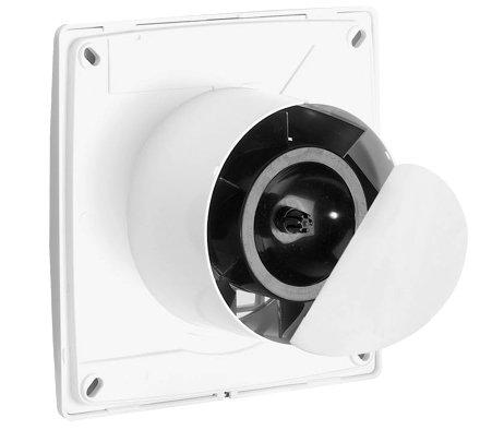 Вентилятор с обратным клапаном Vortice Punto Filo
