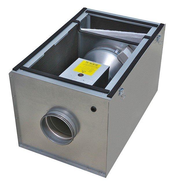 Приточная вентиляционная установка Systemair TLP 160