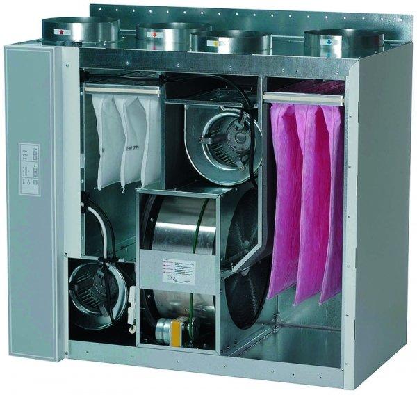 Приточно-вытяжная вентиляционная установка