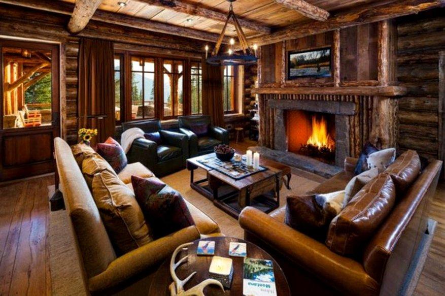 Деревянный дом - залог уюта и тепла