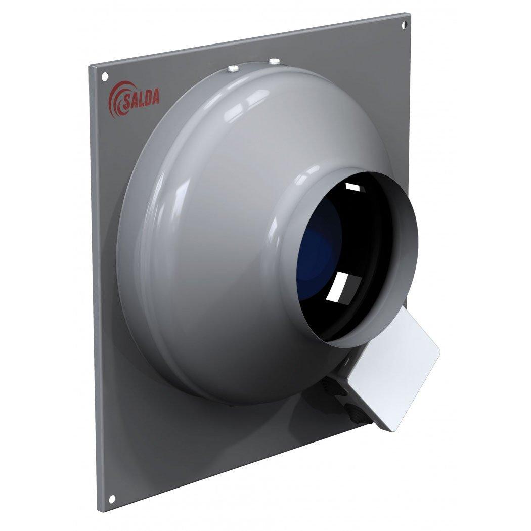 Круглый канальный вентилятор Salda