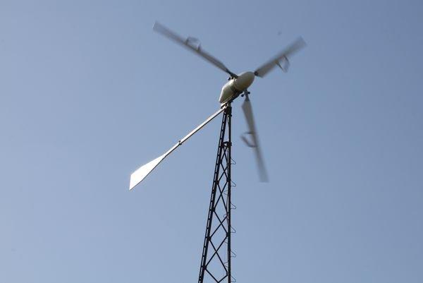 Ветрогенератор - генерация электроэнергии круглый год
